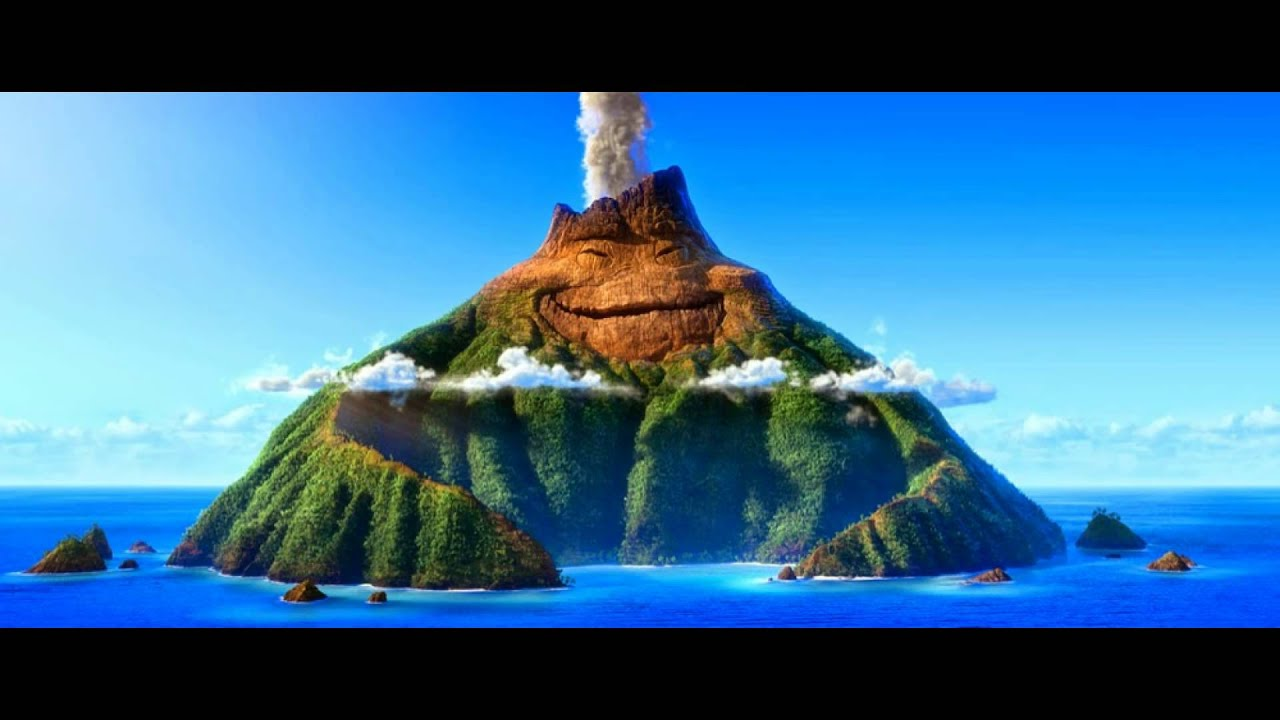 The song quot lava from short film by disney pixar