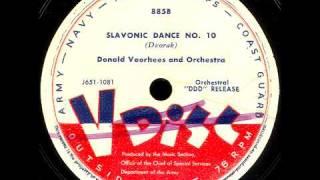 V-Disc 885   Ferruccio Tagliavini, Donald Voorhees