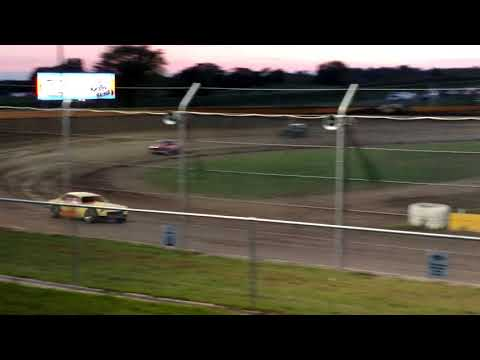 IMCA Old Timers Full Body 8 Lap Heat race Cedar Lake Speedway 8/23/19.