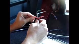 Como Instalar Modulo Amplificador | Regular Crossover | Som Automotivo