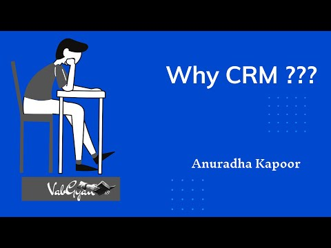 CRM  Tutorial - English/Hindi