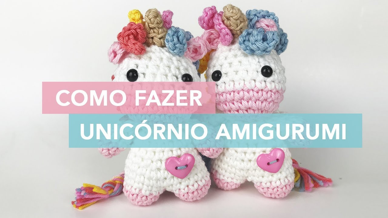 Patrón de Crochet en Inglés Unicornio Bebé 11 Babies | Etsy ... | 720x1280