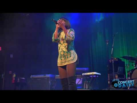 V. Bozeman - What Is Love (Raheem DeVaughn & Friends 12-20-16)