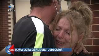 Stirile Kanal D (20.08.2020) - Mama ucisa de fiul unui judecator | Editie de seara