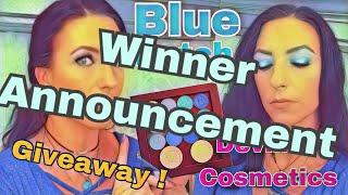 Blue Betch Winner