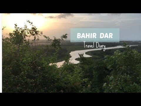 Bahir Dar 2017 | Ethiopia Travel Vlog #1