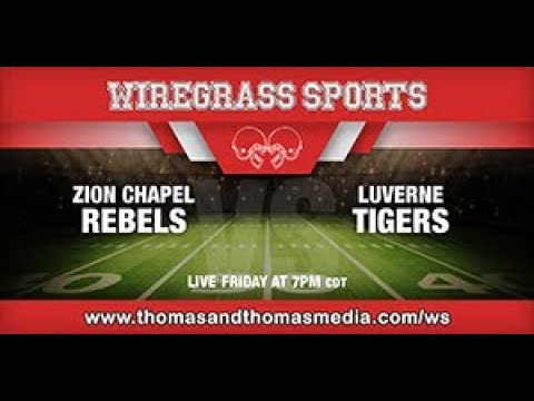 Zion Chapel High School vs Luverne High School