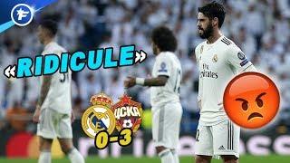 Le Real Madrid descendu en flammes par la presse espagnole | Revue de presse