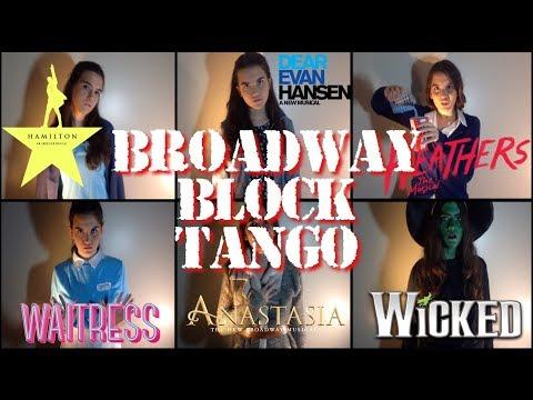 BROADWAY BLOCK TANGO (Cell Block Tango Cover)