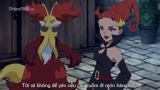 Pokemon Movie 17  Sự Hủy Diệt Từ Chiếc Kén Và Diancie Pokémon Movie 17  Diancie and the Cocoon of De