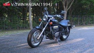 Honda Collection Hall 収蔵車両走行ビデオ V-TWIN MAGNA(1994年)