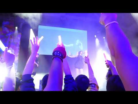 May'n Live At JPOP Summit Fest 2017 加速世界Accel World OP──Chase The World