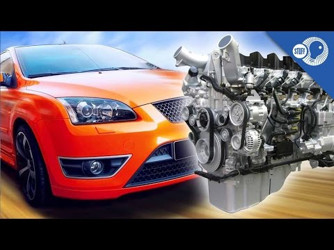 The Internal Combustion Engine: Where did it come from? | Stuff of Genius