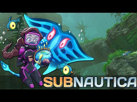The Key to Survival Is To Poke Things!! ... Right? • Subnautica - Episode #3