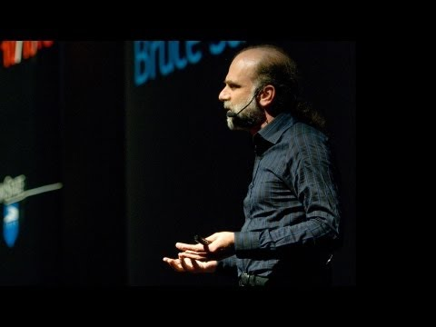 The Security Mirage - Bruce Schneier