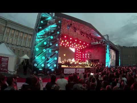 Симфоническое КИНО. Оркестр Государственного Эрмитажа. 2 часть.