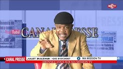 🔴AII CANAL PRESSE BITUMBA BA MAMANS UNC,UDPS LAMUKA Vs Pdt MEDARD K