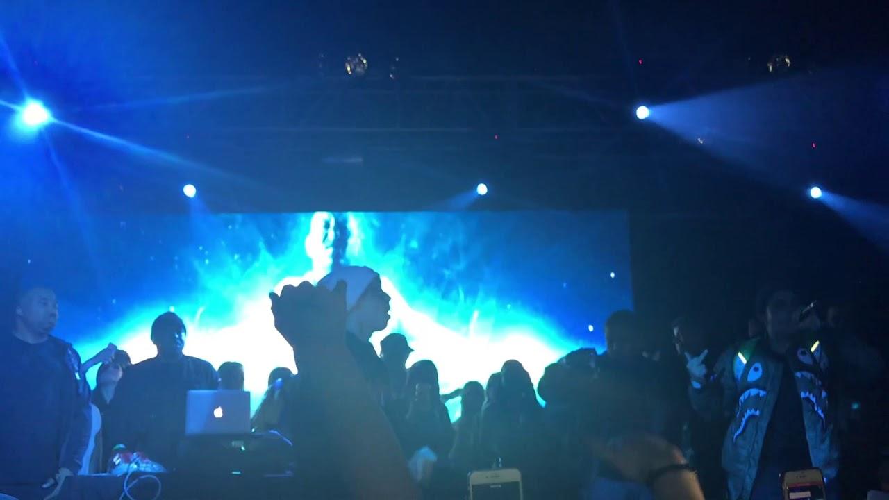 "LIL XAN PEFORMS ""The Man"" NJ LIVE @ STARLAND BALLROOM"