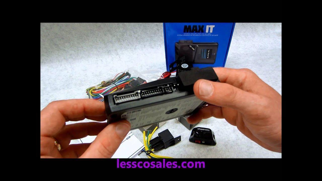 Compustar Ft 7000as Alarm Remote Start Review