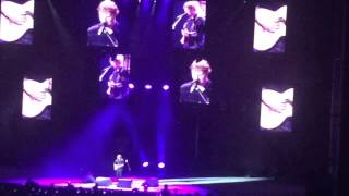 Ed Sheeran - Give Me Love - live at Forest Hills Stadium NY