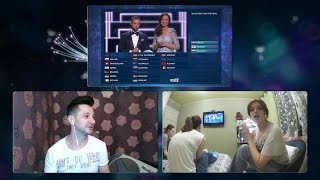 «Как три дебила Евровидение-2016 смотрели». Второй полуфинал.