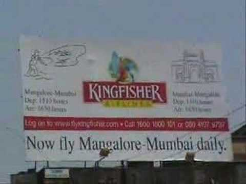 Ad Launch: Kingfisher Airlines