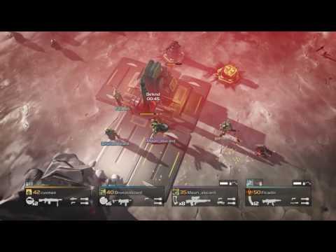 Helldivers - MG-94 Machine Gun vs Cyborgs |