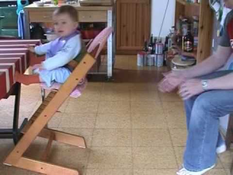 stokke tripp trapp dangerous beware youtube. Black Bedroom Furniture Sets. Home Design Ideas