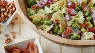 Broccoli, Grape, and Pasta Salad  Southern Living