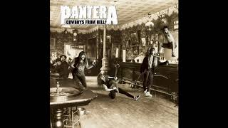 Pantera - Cowboys From Hell (Full Album)
