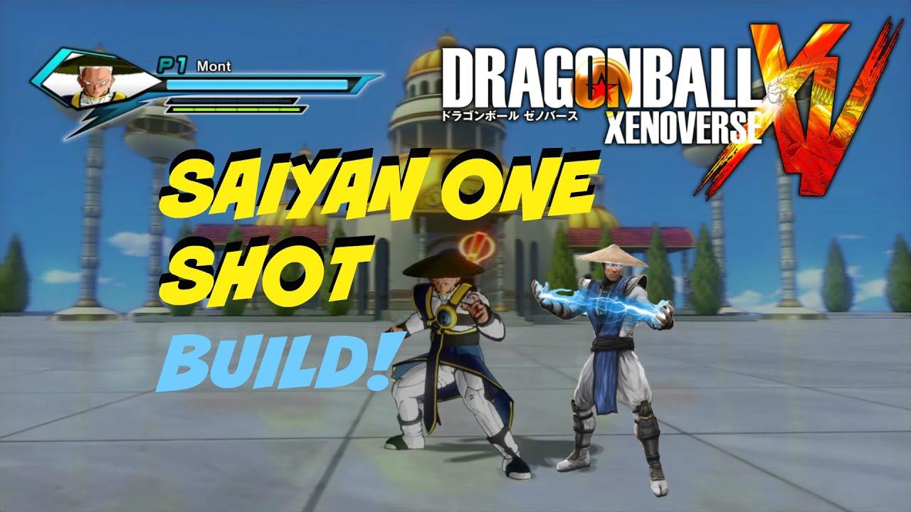 Saiyan Ki Build Xenoverse