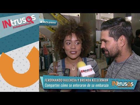 Ferdinando Valencia va a ser papá |Intrusos |Nu9ve