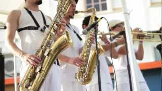 Ba-Boom - Como ta Kalunga? (Video Clipe Oficial - Turnê Jamaica 2012)