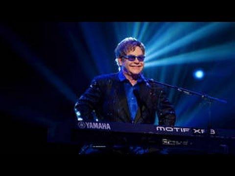 Elton John vs. PNAU: 'Good Morning to the Night' - The X Factor Australia 2012 - TOP 4 - Semi Final