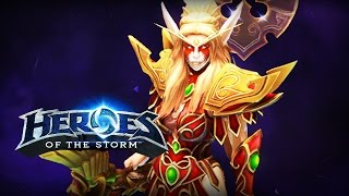♥ Heroes of the Storm (Gameplay) - Tyrande, It Wasn