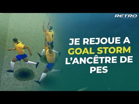 Retro Football : Je rejoue à Goal Storm (l'ancêtre de PES)