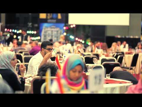 حفل الإفطار السنوى لعملاء مجموعة ازميل العقارية