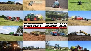 Best of 2016 Fendt936xx - Agriculture en 2016