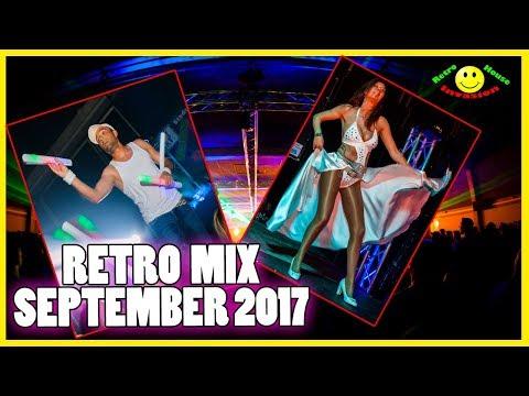 Retro House Mix September 2017