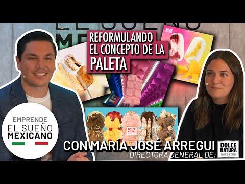 El Sueño Mexicano - Dolce Natura: Emprendiendo Con Innovación En El Negocio De Las Paletas.