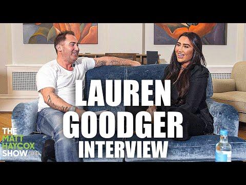 Lauren Goodger Interview - TOWIE, Glamour Model, Social Media Influencer & Reality TV Star