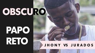 POLÊMICA: JHONY VS. JURADOS 🔥