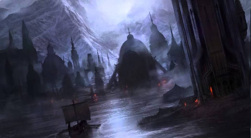 The World of Ice and Fire – Asshai-by-the-Shadow and Beyond! - YouTube