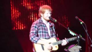 BLOODSTREAM Ed Sheeran Live in Manila 3 12 15