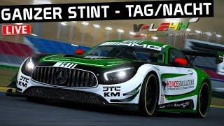 Setup-Test und Ganzer Stint - Training 2 - 24H Daytona VRL24H LIVE   Assetto Corsa German Gameplay