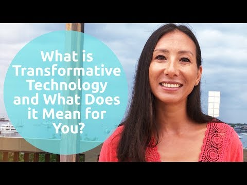What is Transformative Technology and What Does it Mean for You?