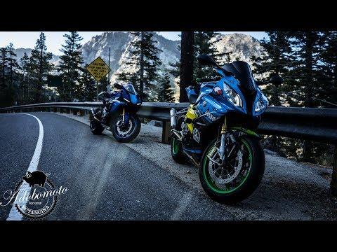 Best Road Trip on Superbikes! R1M S1000RR
