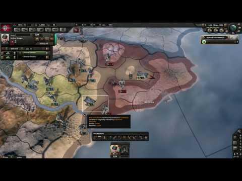 Hearts of Iron 4 Vanilla+ Garrusszal - Nyugati Irányú Bolsevizmus - 1. Rész