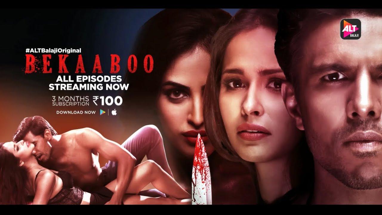 Download Bekaaboo | Streaming Now | Priya Banerjee | Rajeev Siddhartha | Madhussneha Upadhyay | ALTBalaji