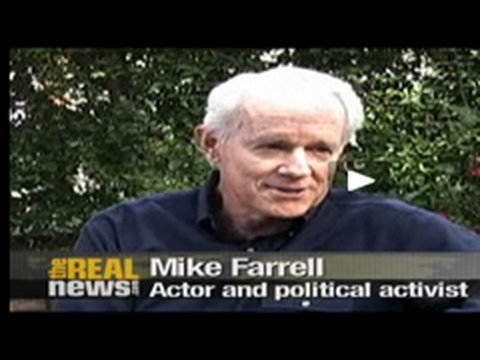 Mike Farrell on 'Taking a stand'
